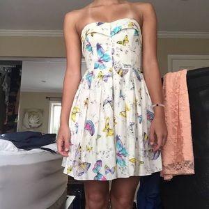 Betsey Johnson Stunning Butterfly Dress